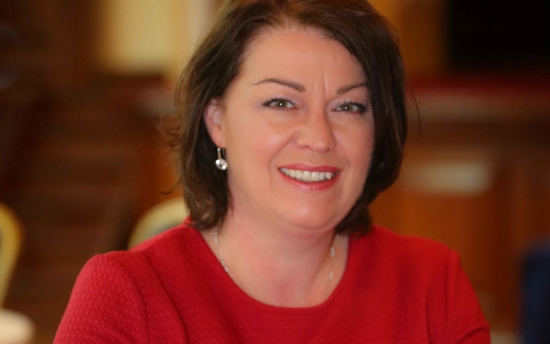 Lynn's Belief in Women'sTec Got Organisation on Road to Recovery