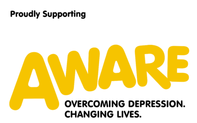 AWARE to be Charity Partner for the Year
